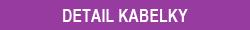 Fialová velká crossbody kabelka Kalie