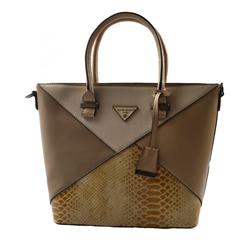 Elegantní béžová kabelka do ruky Lindsian