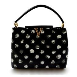 Menší barevná kabelka do ruky Tini
