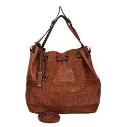 Hnědá nádherná kabelka na rameno Annote