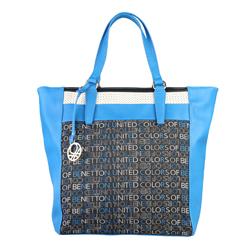 Modrá designová kabelka Louna