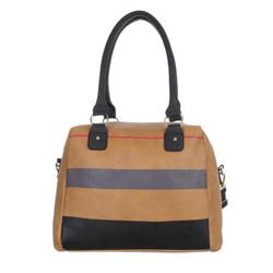 Béžová dámská kabelka Mila