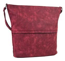 Červená broušená crossbody kabelka Maeliene
