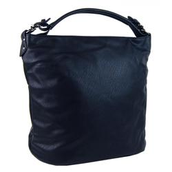 Tmavě modrá kabelka na rameno Diadem