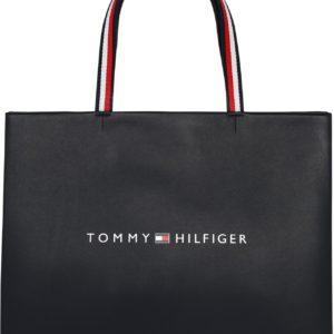 TOMMY HILFIGER Nákupní taška 'TOMMY' modrá / červená / bílá