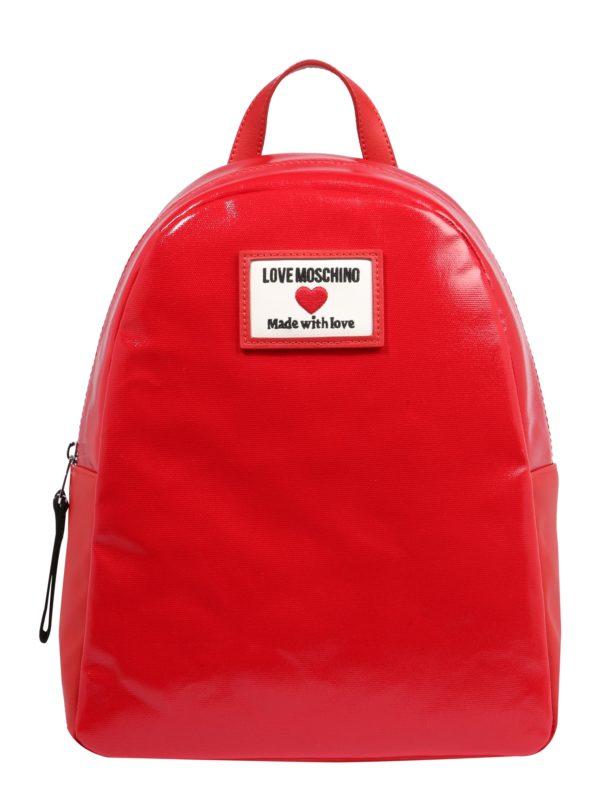 Love Moschino Batoh červená