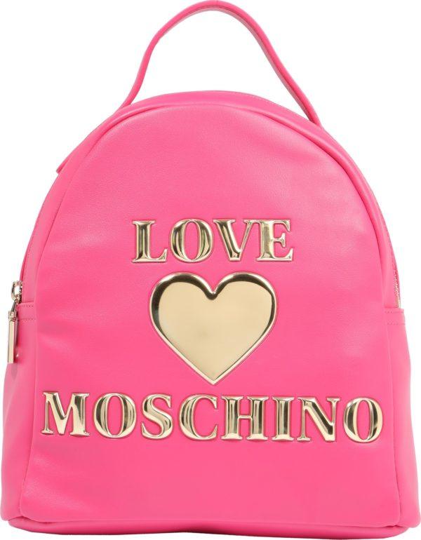 Love Moschino Batoh fuchsiová