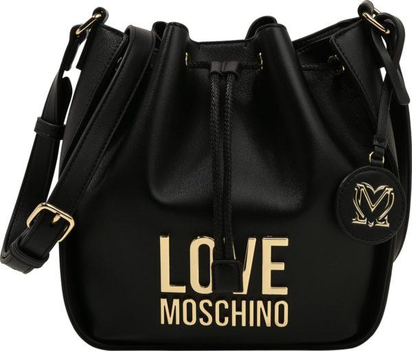 Love Moschino Vak černá