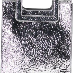 MYMO Kabelka stříbrná