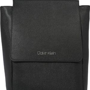 Calvin Klein Batoh černá / bílá