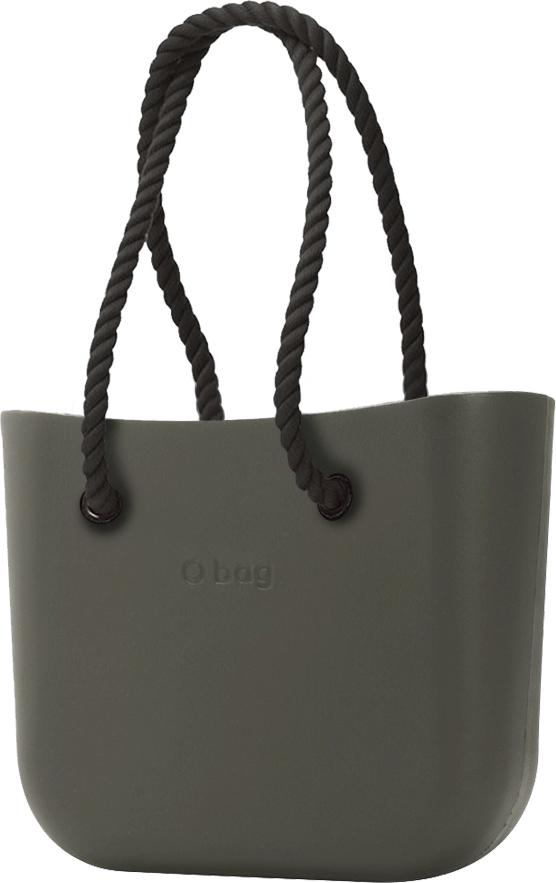 O bag kabelka Volcano s černými dlouhými provazy