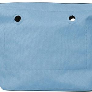 O bag modrá vnitřní taška
